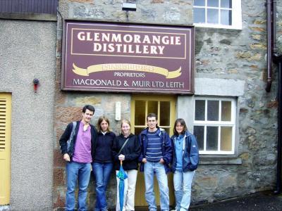 Distillerie de Glenmorangie