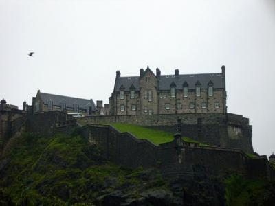 Chateau de Edimbourg
