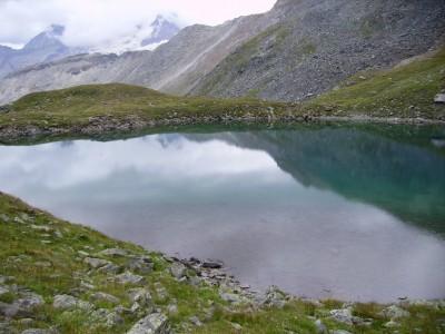 lac en hauteur