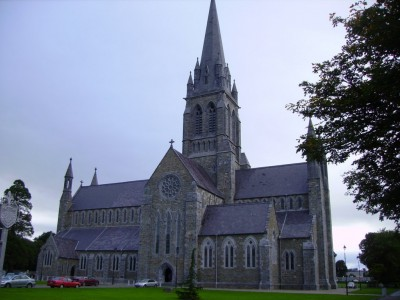 Cathédrale Ste Anne à Killarney