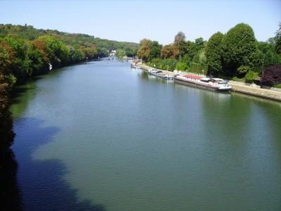 Pont de  Bougival