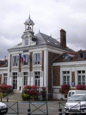 Mairie de Chanteloux