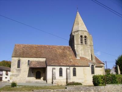 Eglise de Tessancourt sur Aubette (12ème siècle)