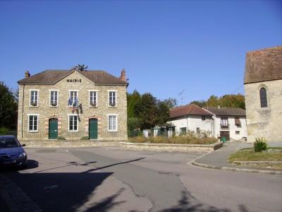 Mairie de Tessancourt sur Aubette