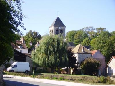 Oinville sur Montcient