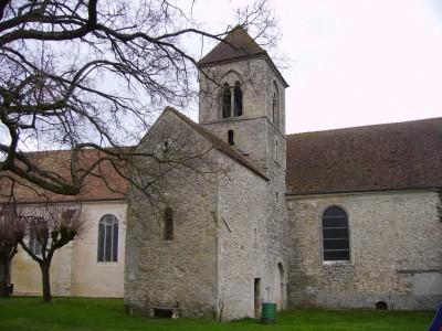 Eglise de Follainville-Dennemont