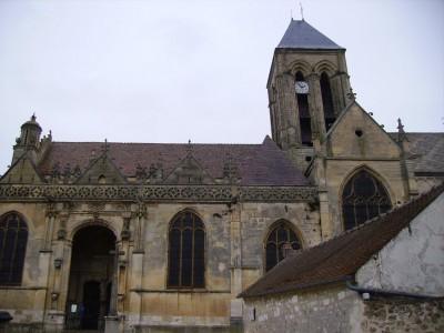 Eglise de Vétheuil