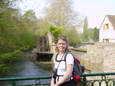 un moulin à Ste Genevieve les Gagny