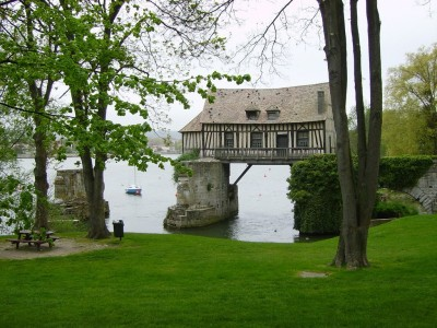 Maison sur l'ancien pont