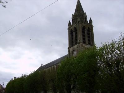 Eglise de Port-Mort