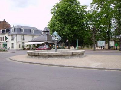 Centre ville de Gaillon