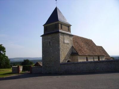 Eglise de Villiers sur le Roule