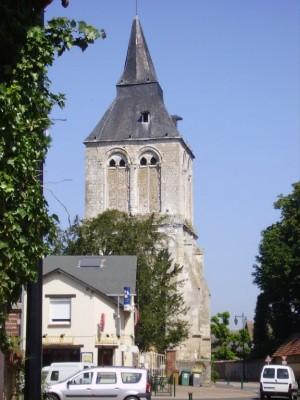 Eglise de Heudebouville