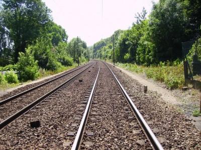 Traversée de la voie ferrée