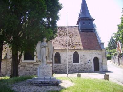 Eglise de St Pierre du Vauvray