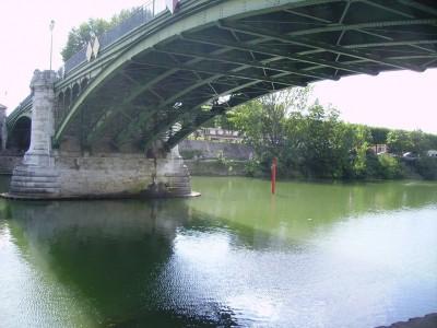 Pont de Maison Alfort à St Maur sur la Marne