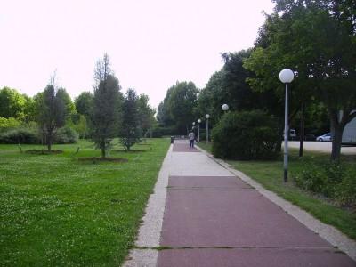 Jardin à Créteil