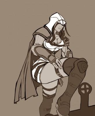 Ezio – Assassin's Creeds
