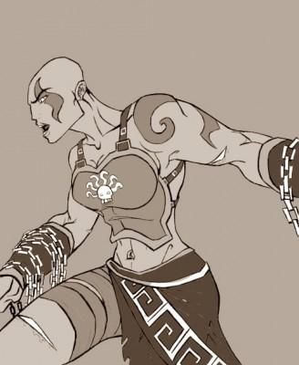 Kratos – God of War