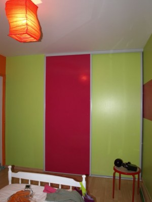 Lili d core la vie for Chambre couleur framboise