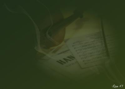 Vert avec violon
