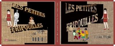 Les pertites Fripouilles editions SCRIPIS