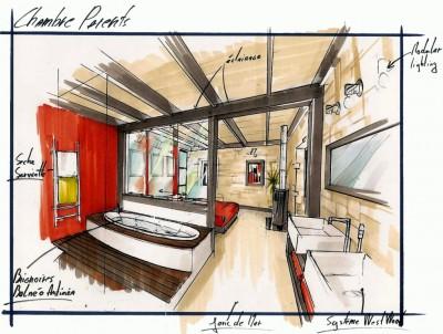 Design sur rennes for Suite parentale m paris