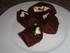 Moëlleux au chocolat et coeur