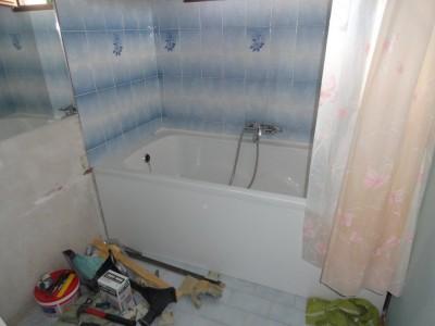 serviettes bain