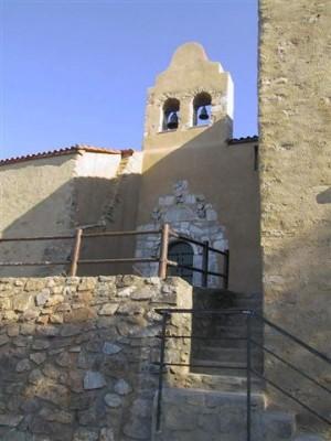 Notre Dame du Chateau porte des processions