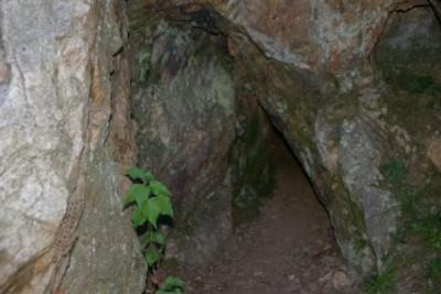 la grotte des fées