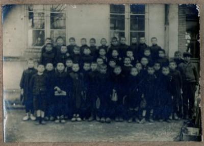 écolier de Sorède en 1916 bien aprés mon grand père.