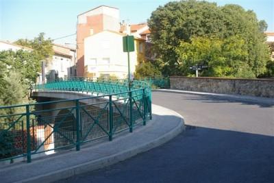 Pont sur le Tassio