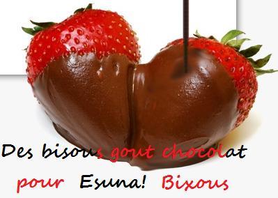 Bisous pour Esuna