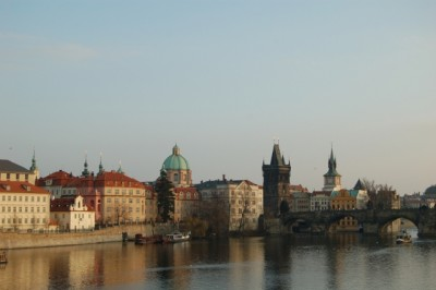 Pont Charles, Prague
