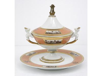 Porcelaine Du Gros Orme Service A Caf Ef Bf Bd