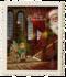 un deuxième timbre de Noël .