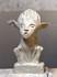 une sculpture pour mon petit fils Roman