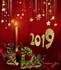 Meilleurs Voeux pour 2019 à tous ...