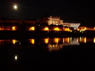 Amboise de nuit
