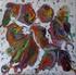 battements d'ailes de l'âme, 80 x 80 cm