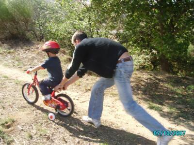 image vélo rigolo