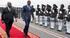Le Président togolais, Faure