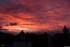 le ciel de ce soir  est tout simplement