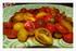 Salade de tomates.