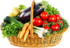 Aliments pour remplacer la via