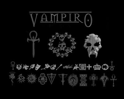 Symbole Clans Vampires