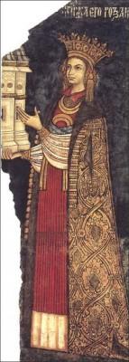 4 - Ruxandra Basarab (petite fille)