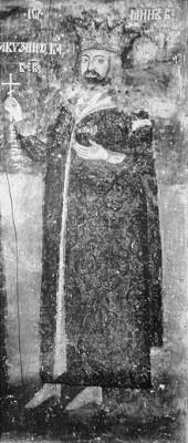 Mihnea II Turcitul - arrière arrière petit-fils