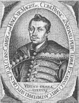 Comte Ferenc Nádasdy